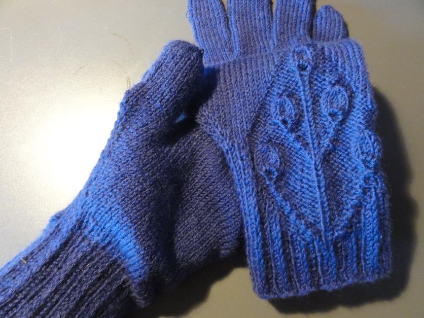 Wood Elve Gloves