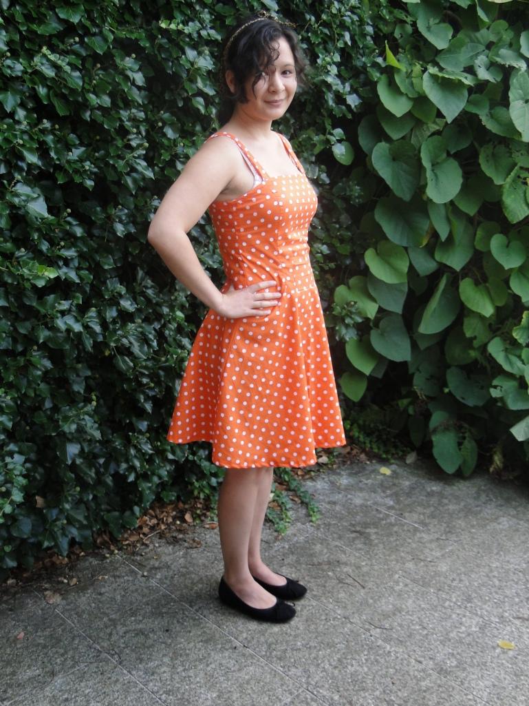 The Budapest Dress 2