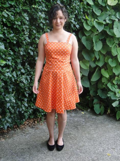 The Budapest Dress