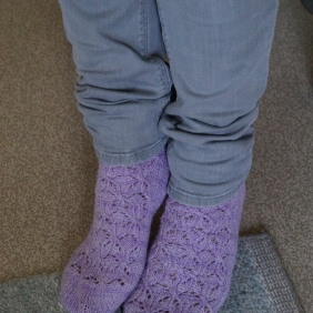May 2nd: Esther socks