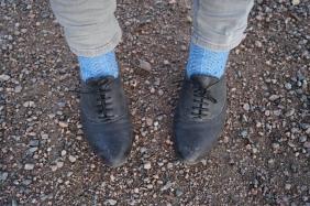 May 3rd: Hedera socks