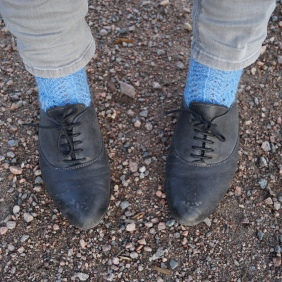 May 3rd: Hedera socks
