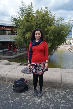May 7th: Casino skirt