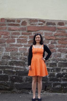 May 20th: Budapest dress