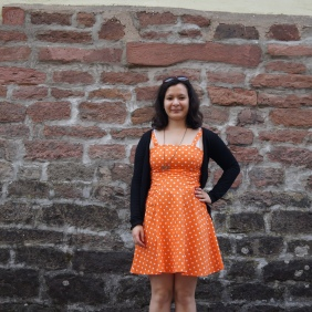 May 20th: Budapest dress