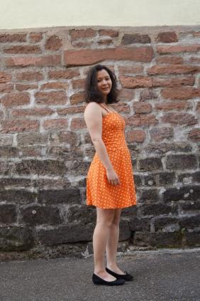 May 22nd: Budapest dress