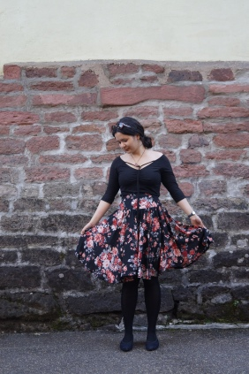 May 23rd: Quelques jours skirt