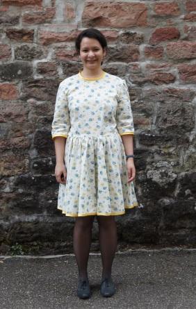 May 27th: Spring dress