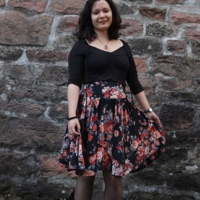 May 28th: Quelques jours skirt