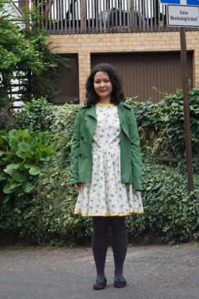 May 29th: Spring dress