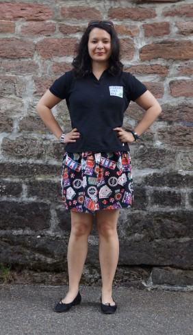 Casino Skirt